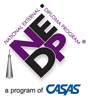 National External Diploma Program Logo